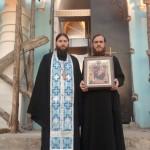 С о. Сергием (Папиным)