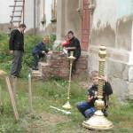Подготовка к службе. 2008