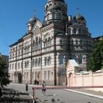У св. Иоанна Кронштадтского. Петербург 2007