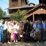 У св. Серафима Вырицкого 2007