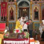 Мощи свт Митрофана Воронежского 2007