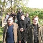 Престольный праздник: после службы. 2007
