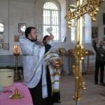 Освящение креста 2009